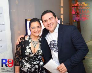 Paola Acosta y Martín Acosta