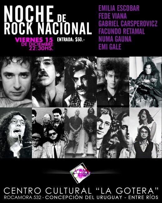 noche rock