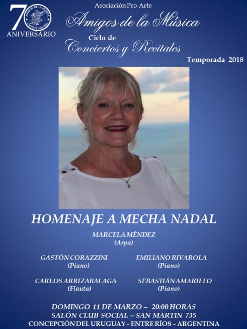 Homenaje a Mecha
