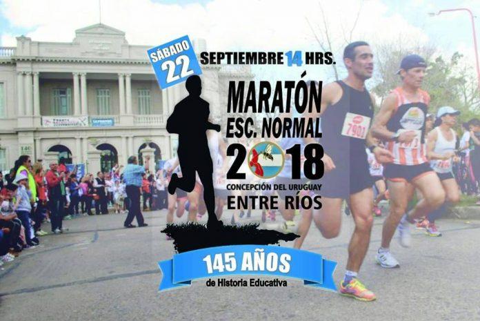 Maraton Escuela Normal