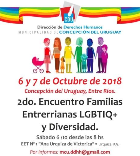 encuentro LGBTIQ+
