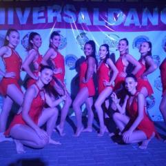 Ganadoras lationamericanas de Universal Dance.