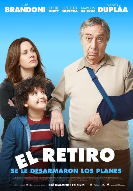 Los abuelos van al cine - EL RETIRO