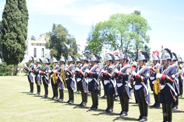 Bandas Militares en la plaza4